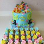 nalle-puh-tarta-cupcakes