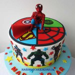 super-hero-tarta