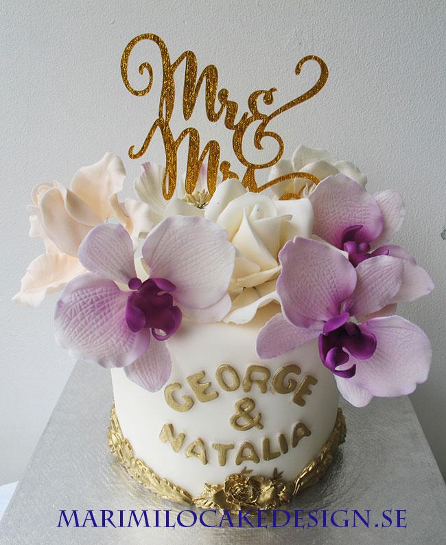 Wedding Cake Vaina
