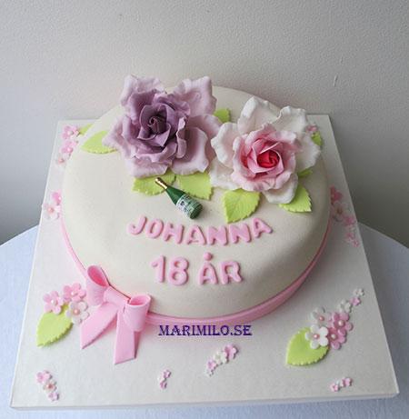 Beställ tårta online Stockholm
