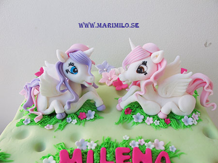 Cake Topper Unicorn