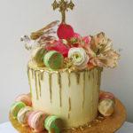 Doptårta Drip Cake