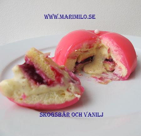 Skogsbär Vanilj