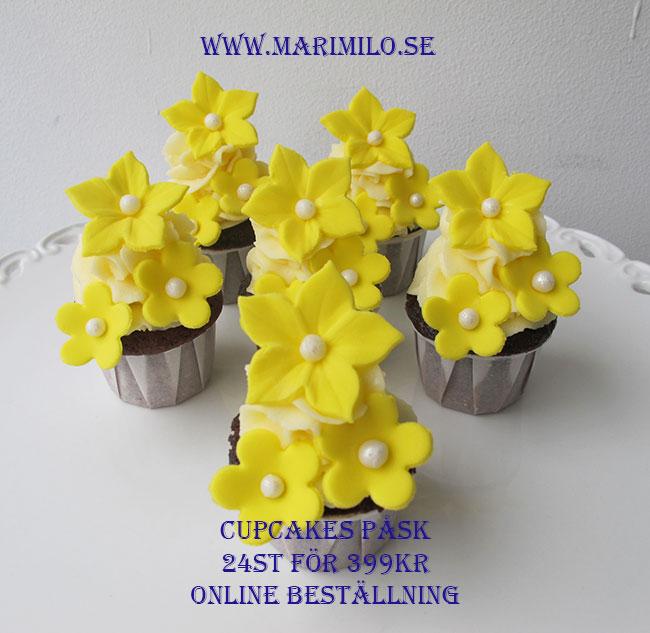 Cupcakes Påsk