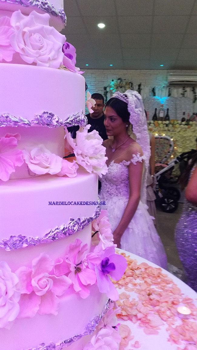 Stor Bröllopstårta 2017