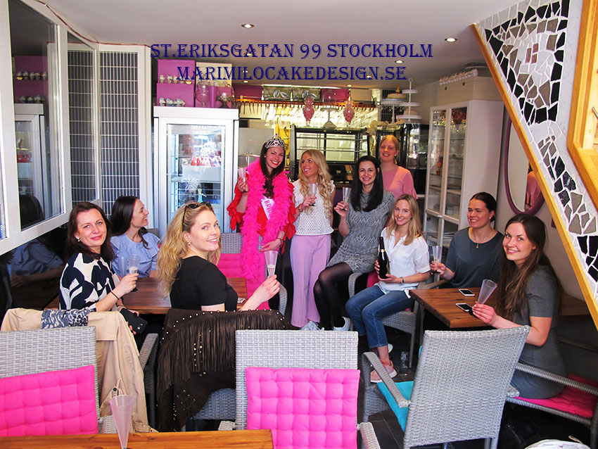Möhippa Aktiviteter Stockholm