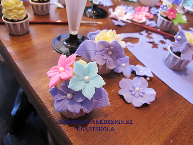 Cupcakes kurser Möhippa