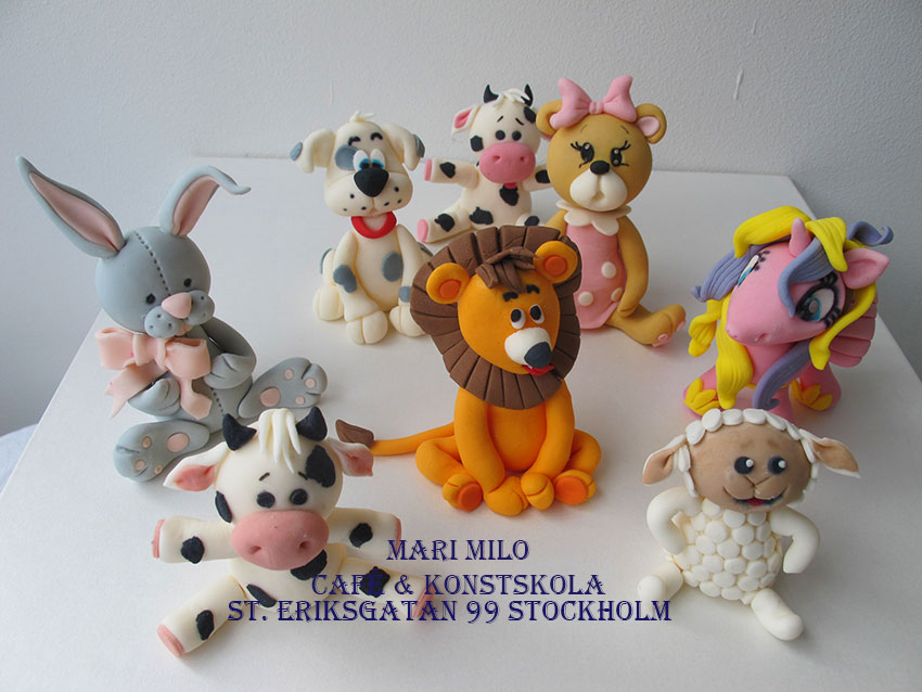 Konstskola Barn Stockholm