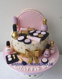 50 års tårta