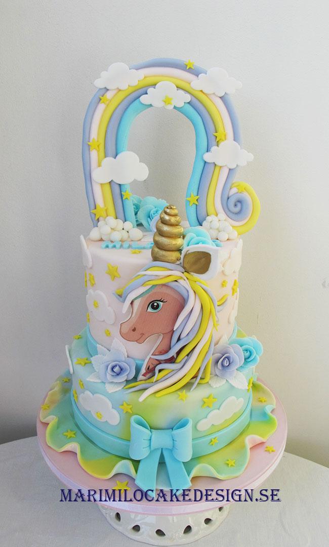 Unicorn Cake Stockholm