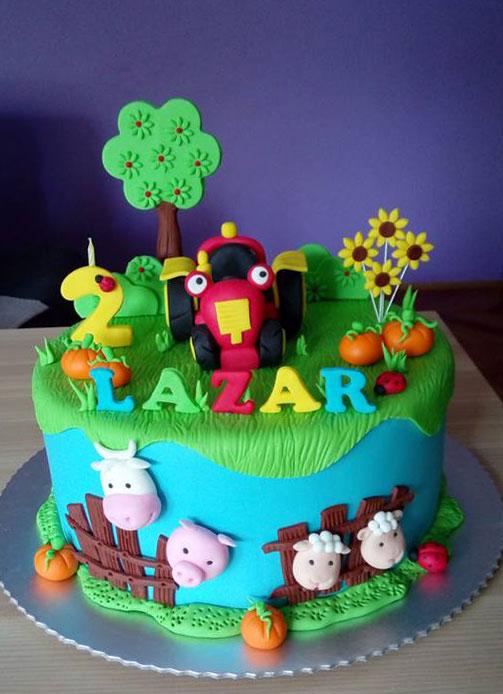 traktortårta