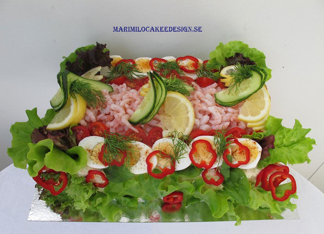 Beställa smörgåstårta Vasastan Stockholm