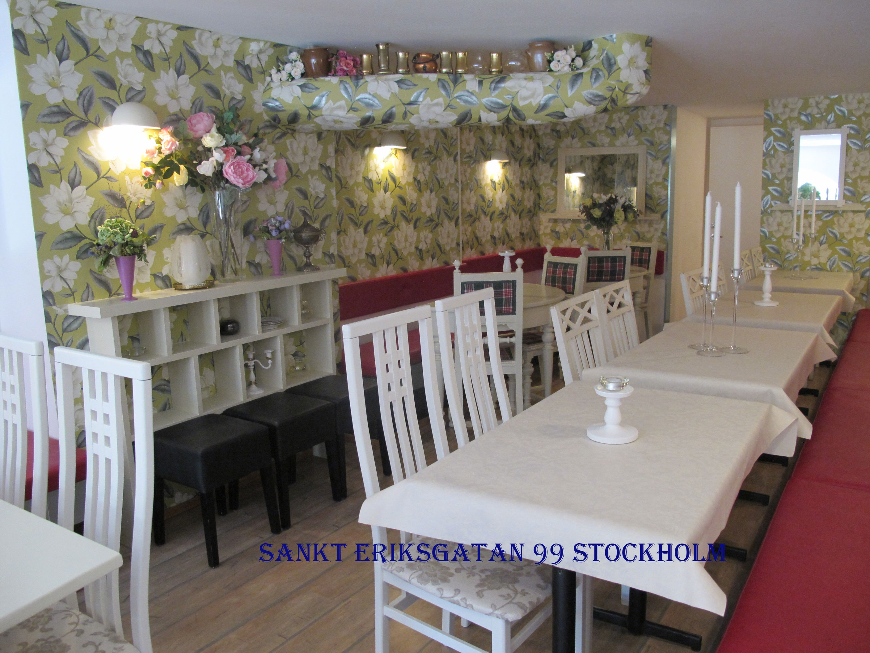 Festlokal med eller utan catering