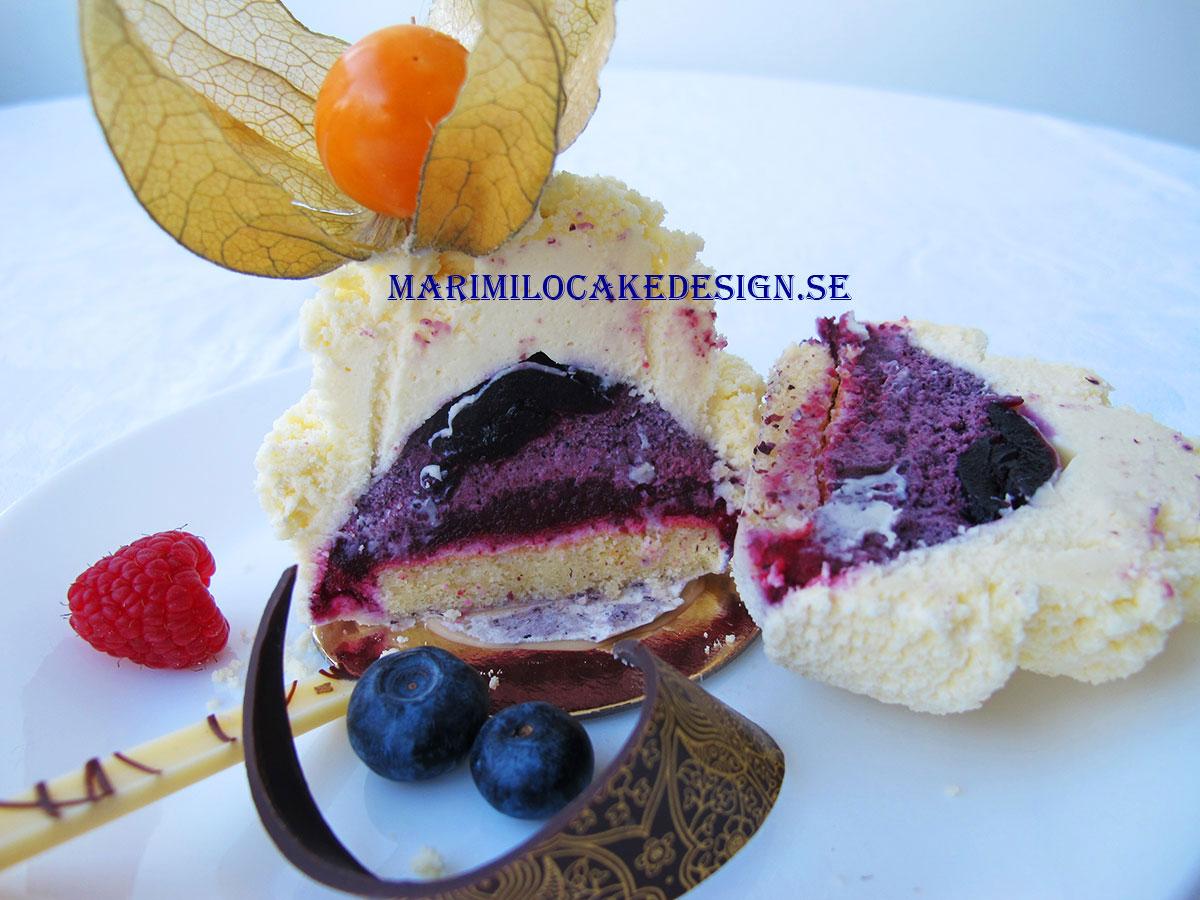 Beställ glutenfri tårta Stockholm