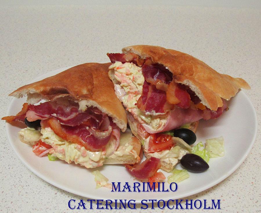 Lunch smörgås