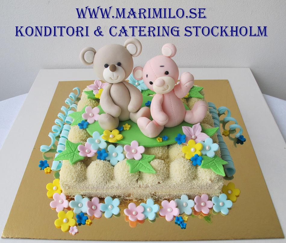 Bästa tårtor i Stockholm