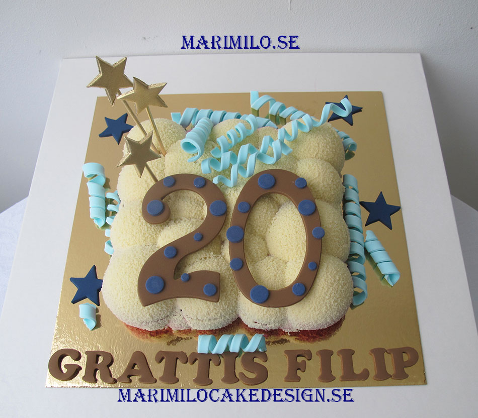Födelsedagstårtor Stockholm