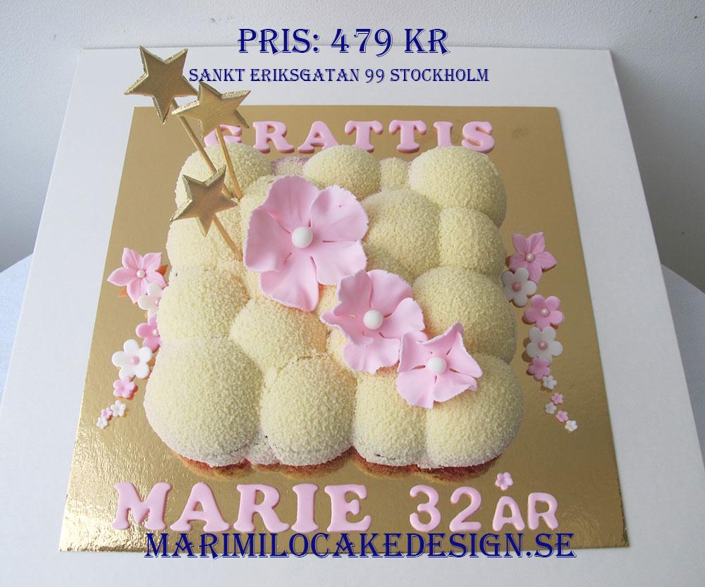 Tårtor i Stockholm priser