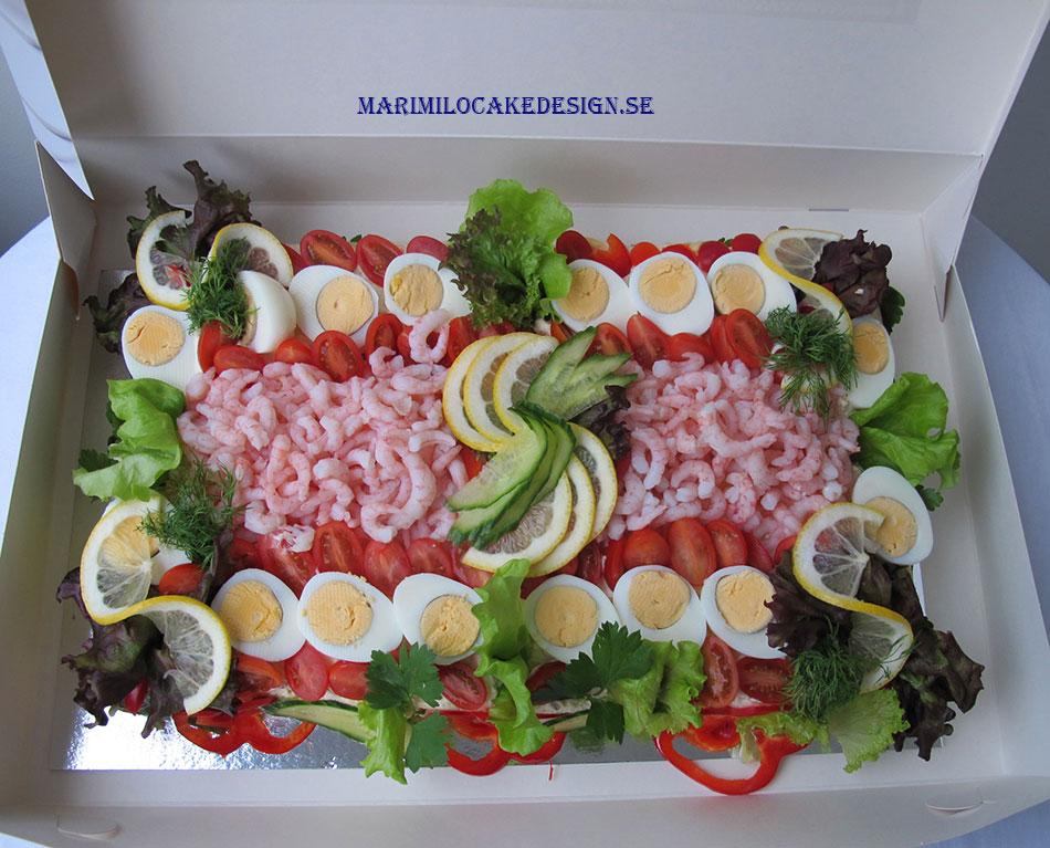Smörgåstårta Catering Södertälje Mari Milo