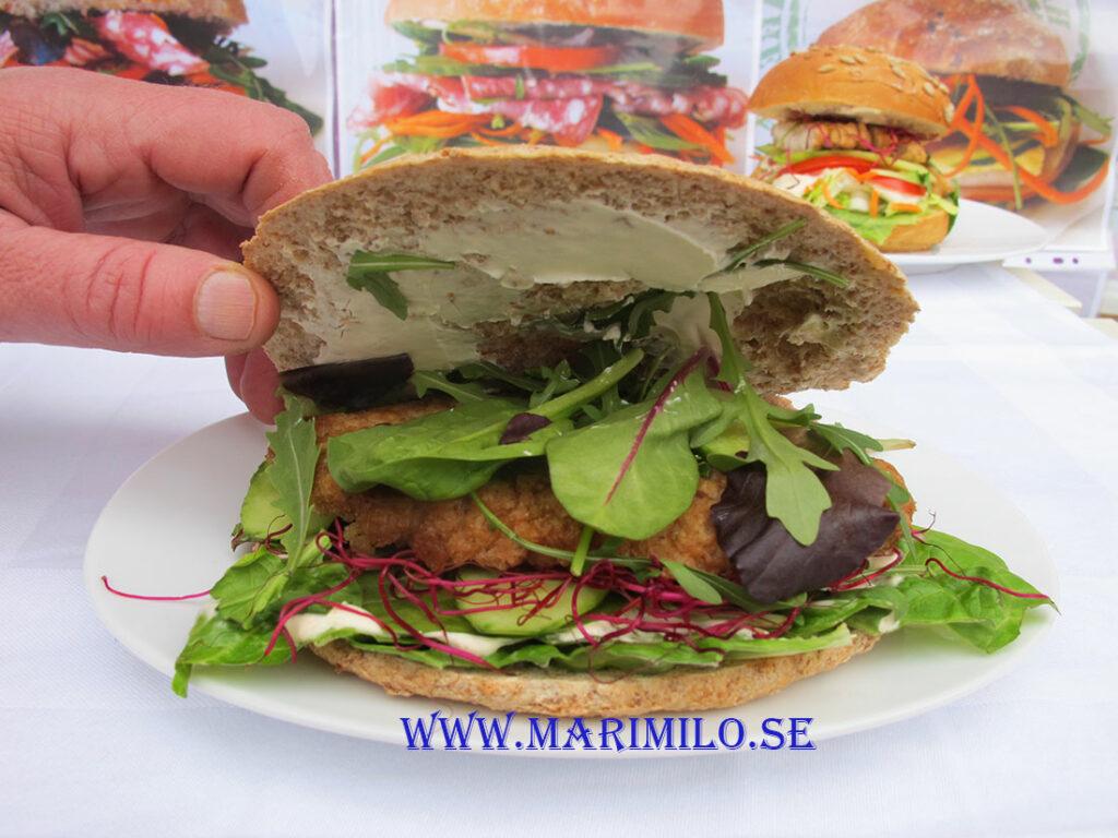 Lunchsmörgåsar Södertälje
