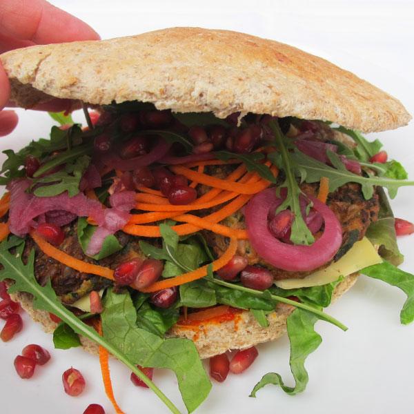 Beställa vegetariska lunchmackor i Stockholm