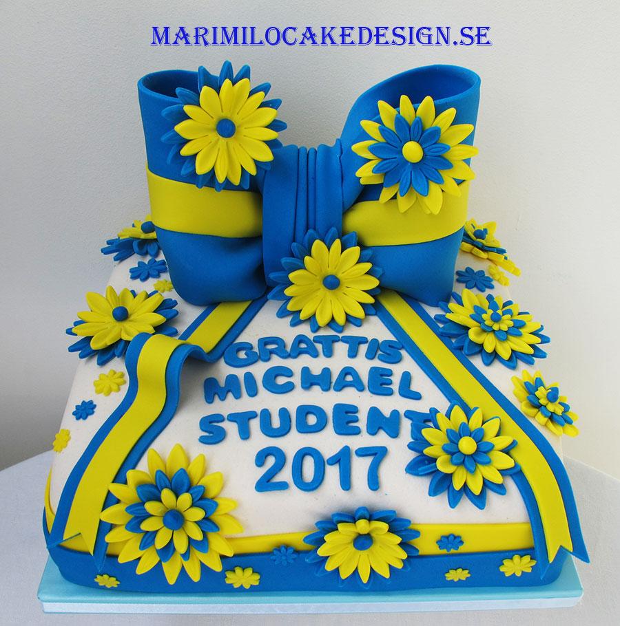 Beställa sudenttårta Stockholm