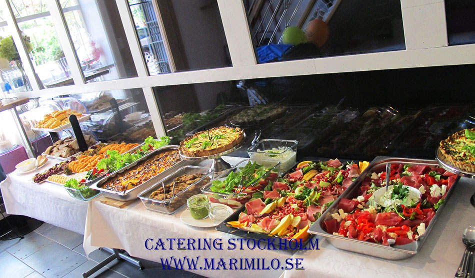 Catering Stockholm Vasastan