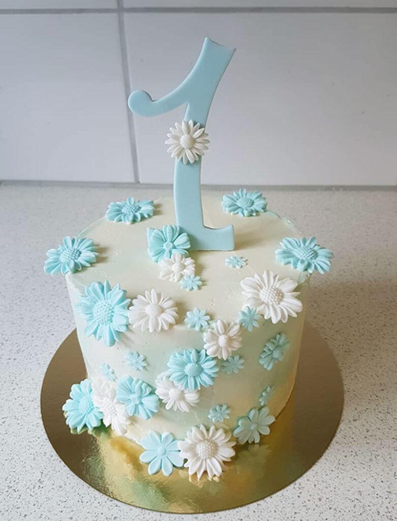 Beställ tårta till 1 års kalas