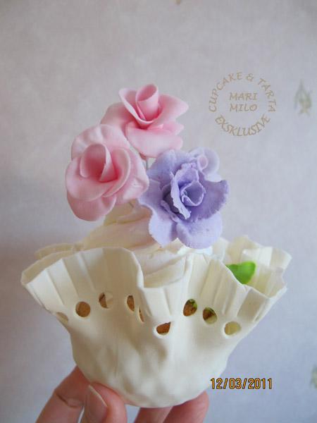 Unika cupcakes, Mari Milo design