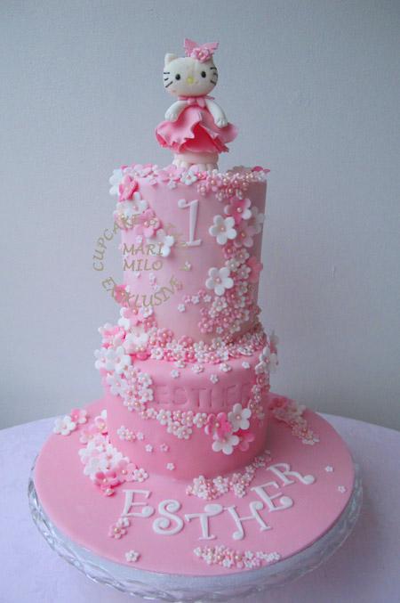 Hello Kitty tårta priser