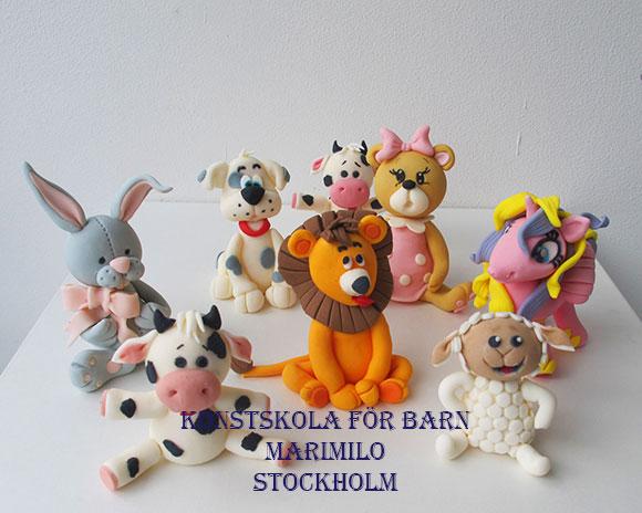 Kurser för barn och ungdomar, Stockholm