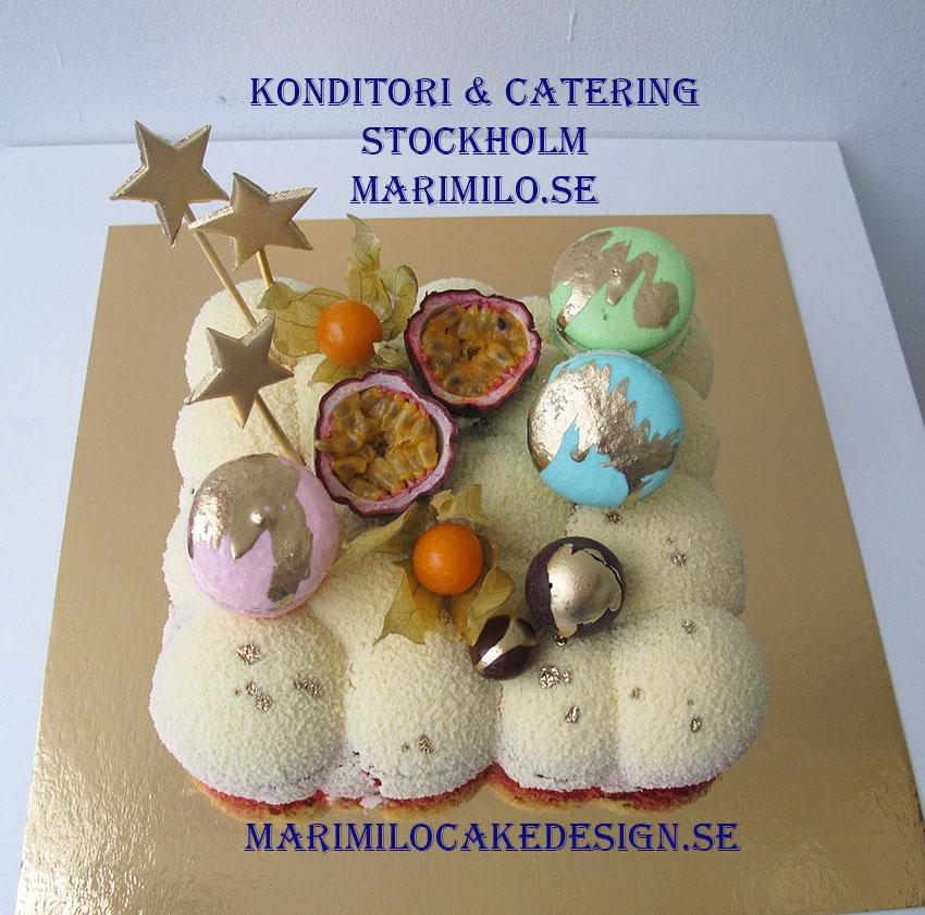 Konditori tårta pris Stockholm
