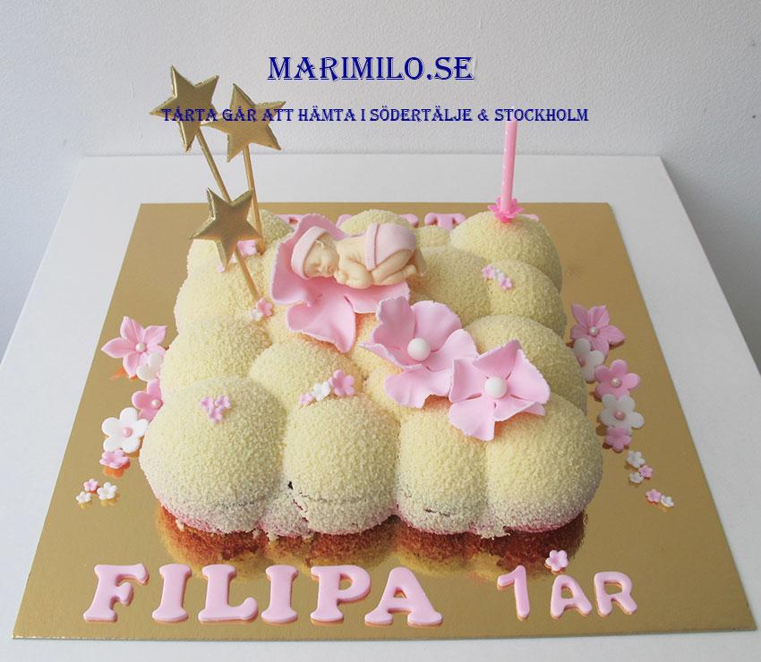 Prisvärda tårtor i Stockholm